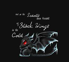 Black Wings (White Lettering) T-Shirt
