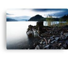 Lake Vyrnwy Canvas Print