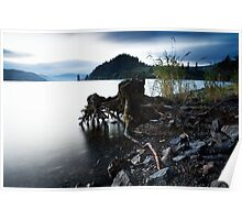 Lake Vyrnwy Poster
