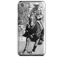 Faster! Faster! iPhone Case/Skin