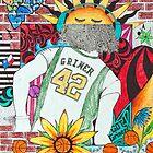 Brittney Griner Drawing by Cheryl Vorhis