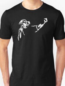 stencil Brian Johnson Unisex T-Shirt
