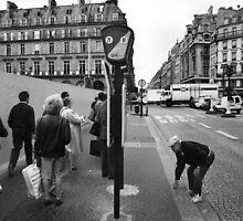Paris by Tim Collier