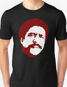 stencil Richard Pryor Face Unisex T-Shirt