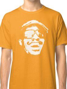 Stevie Wonder new stencil Classic T-Shirt