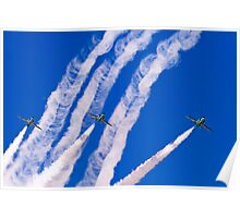 Planes Formation Poster