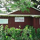 The Art House. by WhiteDove Studio kj gordon