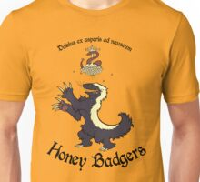 Team Honey Badgers Unisex T-Shirt
