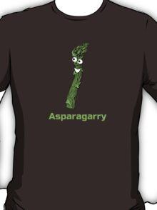 Not Asparagus - It's Asparagarry - The Coolest Vegetable In Garden T-Shirt Sticker T-Shirt
