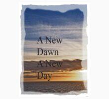 A New Dawn Baby Tee