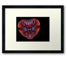 Tainted Love Framed Print