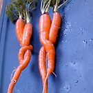 carrots on a double date . . . . by evon ski