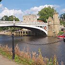 Lendal Bridge by John (Mike)  Dobson
