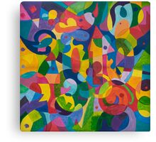 2010 New Years' Eve: End of a Decade Canvas Print