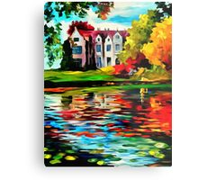 Crawley - West Sussex, England Metal Print