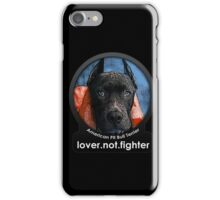 American Pit Bull Terrier iPhone Case/Skin