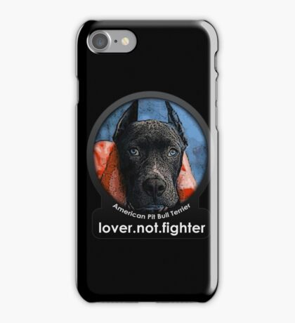 American Pit Bull Terrier iPhone Case/Skin
