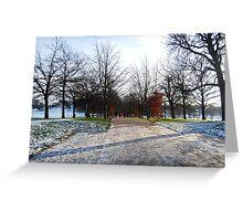 Greenwich1 Greeting Card