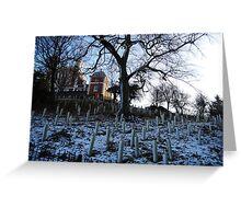 Greenwich2 Greeting Card
