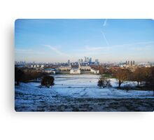 Greenwich3 Canvas Print
