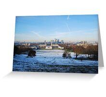 Greenwich3 Greeting Card