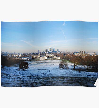Greenwich3 Poster