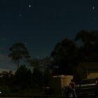 Stargazing Clones. by Josh Shaw