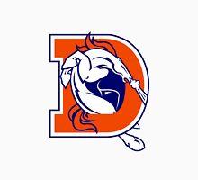 Denver Broncos logo 3 Unisex T-Shirt
