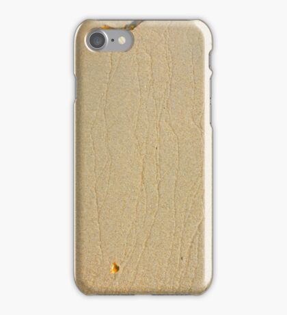 Busy Sand iPhone Case/Skin