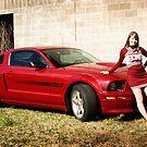 ALLIES DREAM CAR by Rachels  Reflections