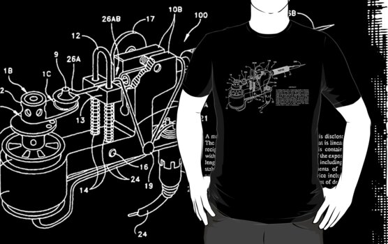 Tattoo Machine Patent by TexasFM666
