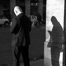 Paris - Double agent. by Jean-Luc Rollier