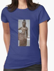 CHINESE GODDESS Womens Fitted T-Shirt