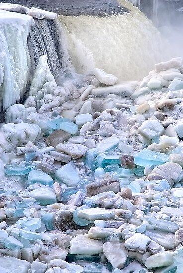 Ice Garden by Bill Maynard
