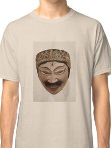 INDONESIAN MASK Classic T-Shirt