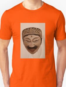 INDONESIAN MASK Unisex T-Shirt