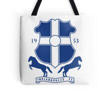 Indianapolis Colts logo 3 Tote Bag