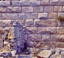 Ancient Thera Precision Stonework by David Davies