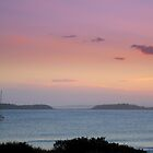 'Pink Sunset' - South Coast Australia by Vanessa Lalliard