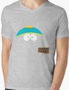 Invisible Cartman form South Park Mens V-Neck T-Shirt