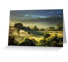 """Morning Light"" Greeting Card"
