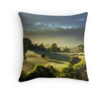 """Morning Light"" Throw Pillow"