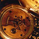 Antique Watch Innards by glennc70000
