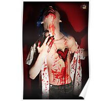 You Ripped My Heart Out - Cory Croker Poster