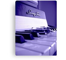 Fender Rhodes Canvas Print