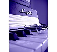 Fender Rhodes Photographic Print
