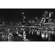 South Bank , Melbourne   Photographic Print