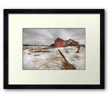 For Sale Framed Print