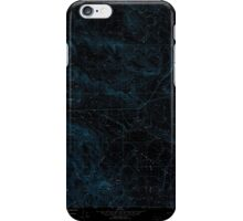 USGS Topo Map Oregon Virtue Flat 281975 1967 24000 Inverted iPhone Case/Skin
