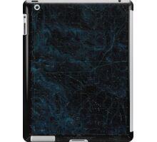 USGS Topo Map Oregon Virtue Flat 281975 1967 24000 Inverted iPad Case/Skin